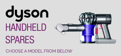 Dyson Handheld Vacuum Spare Parts & Accessories