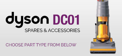 Dyson DC01 Spare Parts & Accessories