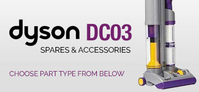 Dyson DC03 Spare Parts & Accessories