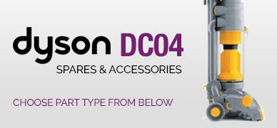 Dyson DC04 Spare Parts & Accessories