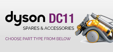 Dyson DC11 Spare Parts & Accessories