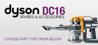 buy dyson dc16 spares dyson batteries filters hoses more for dyson dc16. Black Bedroom Furniture Sets. Home Design Ideas