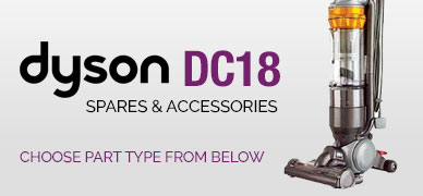 Dyson DC18 Spare Parts & Accessories