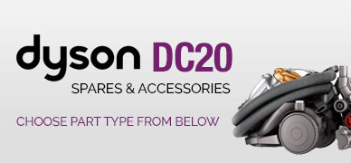 Dyson DC20 Spare Parts & Accessories