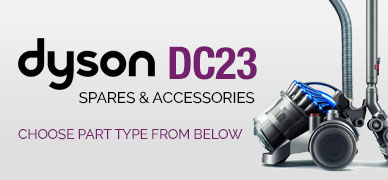 Dyson DC23 Spare Parts & Accessories