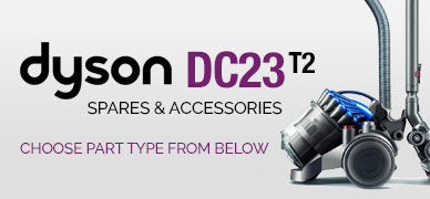 Dyson DC23 T2 T2 Spare Parts & Accessories