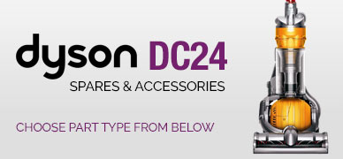 Dyson DC24 Spare Parts & Accessories