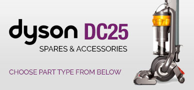 Dyson DC25 Spare Parts & Accessories