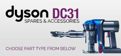 Dyson DC31 Spare Parts & Accessories