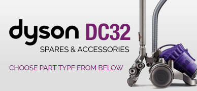 Dyson DC32 Spare Parts & Accessories