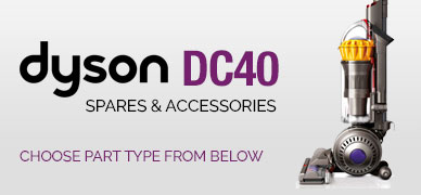 Dyson DC40 Spare Parts & Accessories
