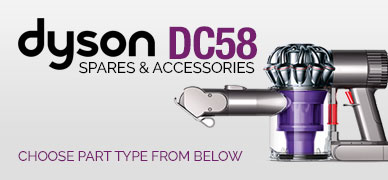 Dyson DC58 Spare Parts & Accessories