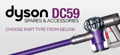 Dyson DC59 Spare Parts & Accessories