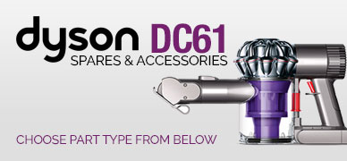 Dyson DC61 Spare Parts & Accessories