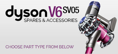Dyson V6 (SV05) Spare Parts & Accessories